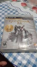 Cd god of war 3 jogos em álbum duplo!