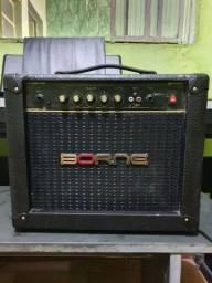 Título do anúncio: Amplificador de guitarra borne vorax 630 25w