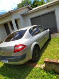 Megane dynamique  1.6 manual
