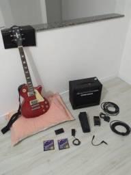 Título do anúncio: Guitarra e Acessórios
