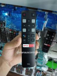 Controle Original tcl smart Android