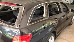 Remoção de blindagem automotiva desblindagem veiculo
