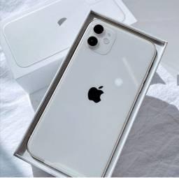 Iphone 11 Branco 64GB Novo (Escritorio Proprio)