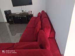 Título do anúncio: Conjunto de sofa