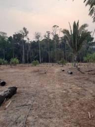 Título do anúncio: Vendo terreno no km 18 sentido Humaitá 45000 mil aceito proposta
