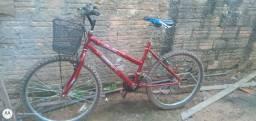 Vendo bicicleta .300.00