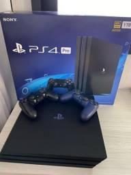 PlayStation 4 Pro 4k HDR 1TB - modelo CUH-7115B