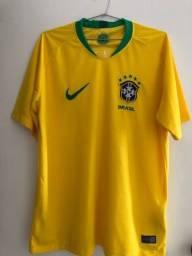 Camisa da Seleção Brasileira Nike/Original M