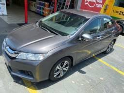 Título do anúncio: Honda City  Aut CVT 2015-Entrada+Parcelas