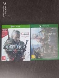Vendo ou troco jogos de Xbox one
