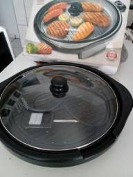 Grill elétrico mundial 40cm