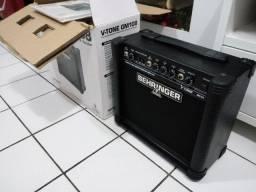 Título do anúncio: Amplificador de guitarra Behringer GM108 (GDI21, GT2)