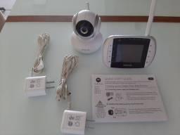 Câmera vídeo baby monitor motorola