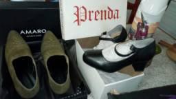 Bota e sapato/indumentária gaucha