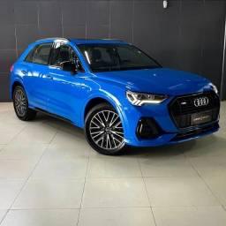 Título do anúncio: Audi Q3 Black S-line 2021 ( 6500km )