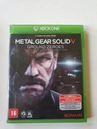 Jogo usado Metal Gear Solid V Ground Zeroes