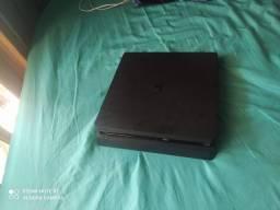 PS4 slim com defeito  500gb (para retirada de peças )