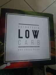 Livro Low Carb da Ana Pujol