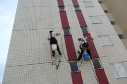 Título do anúncio: Pintura limpeza de fachadas