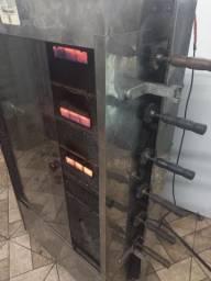 máquina de assar frango Venâncio! frete grátis