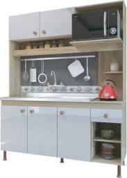 Cozinha compacta nova-montagem gratis