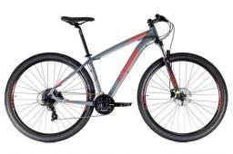 Bike Bicicleta Oggi Harcker Hds Freio Hidráulica Shimano