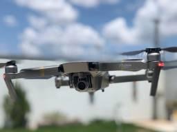 Título do anúncio: Drone DJI Mavic Pro Platinium