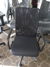 Título do anúncio: Cadeira Presidente de Tela $930,00 (NOVA)