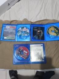 Vendo PS4 slim 1700