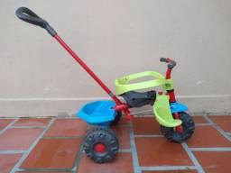 Triciclo infantil Bandeira Smart Velotrol
