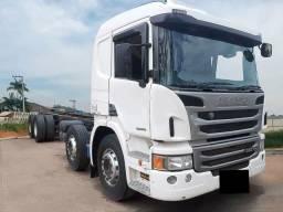 Caminhão Scania Bitruck Ano 2016