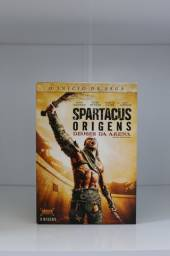 Dvd Spartacus Origens : Deuses da Arena