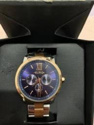 Relógio original Euro