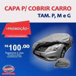 Título do anúncio: Capa para cobrir carro (P, M e G) ? Entrega grátis