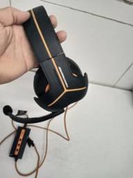 Headset 7.1 Thrustmaster para game R$250,00