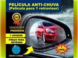 Título do anúncio: Pelicula retrovisor anti chuva e anti Embaçante - Par de Pelicula BOLA
