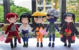 Equipe kakashi em Amigurumi