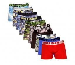 Cuecas boxer originais em oferta qualidade excelente 4 unidades