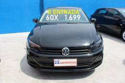 Título do anúncio: Volkswagen Polo Msi 1.0 2020