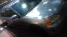 Honda Civic 2002 completo