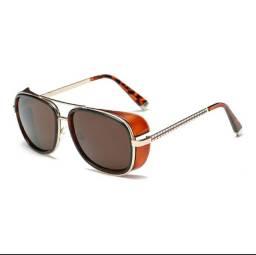 Belo óculos de sol Estilo Viseira