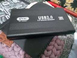 HD externo 1 T (Toshiba)