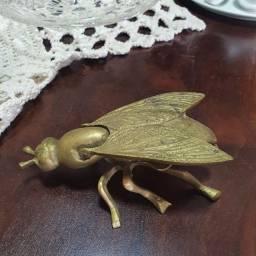 Título do anúncio: Cinzeiro mosca, todo em bronze
