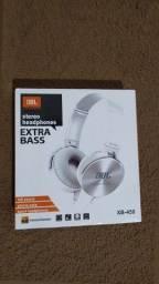 Fone Ouvido Com Fio Extra Bass P2 Jbl Xb-450