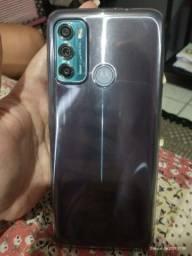 Moto g60, troco por celular de menor valor com volta pra mim<br>