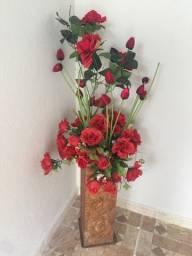 Rosas artificiais