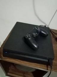 Vendo Playstation 4 1TB aceito troca em celular