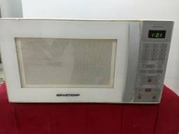 Microondas 31 litros com grill