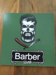 Título do anúncio: Placas decorativas barbearia 20x20