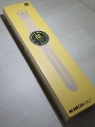 Título do anúncio: Xiaomi Mi Watch Sport 1.39  Beje Novo Pronta Entrega
